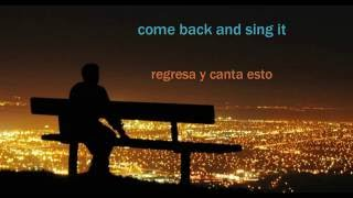 In my place - Coldplay /letra y traducción/