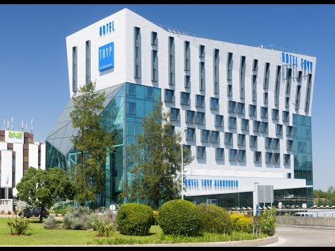 New Tryp Hotel Walk To Plane Lisbon Airport