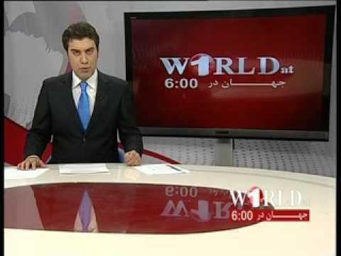 1TV FARS NEWS WORLD AT 6 , 27 JANUARY 2013