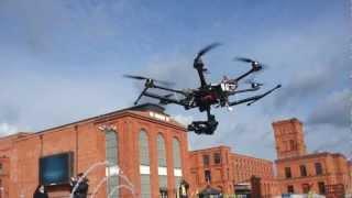 sylwester lik, nowy dron z optyką i stabilizacją obrazu najwyższej klasy (filmy z niej wkrótce)
