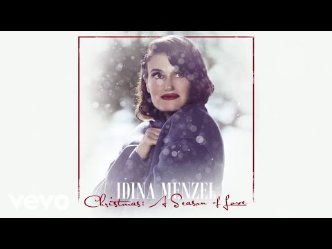 Idina Menzel - We Need A Little Christmas (Visualizer)