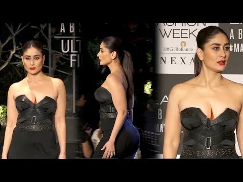kareena kapoor khan stunning Ramp Walk With New Dress At lakme fashion week 2019 Mp3