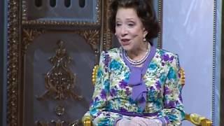 Инна Чурикова примерит корону Елизаветы II на сцене Театра Наций