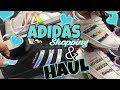 ADIDAS SHOPPING and ADIDAS HAUL