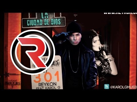 """301"" - Reykon Feat. Karol G [Canción Oficial] ®"
