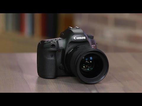 Canon's 50-megapixel pro dSLR (hands-on)