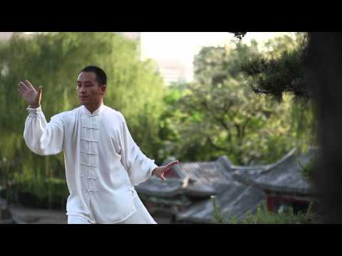 Best Taichi Video :: Beijing Milun Kungfu School