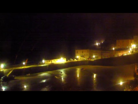 Live view of Tenby Harbour