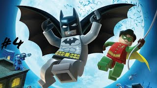 LEGO Batman: The Video Game Walkthrough Episode 1-4  The Riddler's Revenge - A poisonous Appointment