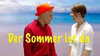 Der Sommer ist da! Kinderlied mit Gebärden