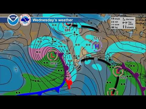 November 21, 2017 Alaska Weather Daily Briefing