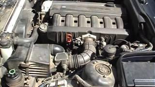 BMW 520i E-34. 91г Плавает холостой ход.(, 2012-08-11T09:50:25.000Z)