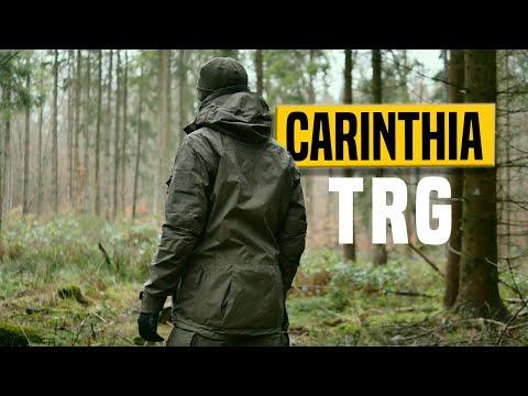 Carinthia TRG Tactical Rain Garment Outdoor Military Gear Review GERMAN + (ENG SUBTITLES)
