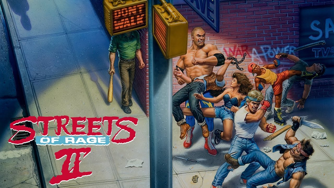 Sega Forever Streets Of Rage 2 Youtube