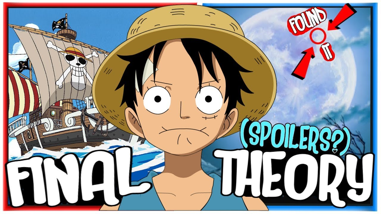 One Piece will End with Luffy in Outer Space