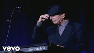 Смотреть клип Leonard Cohen - Introduction
