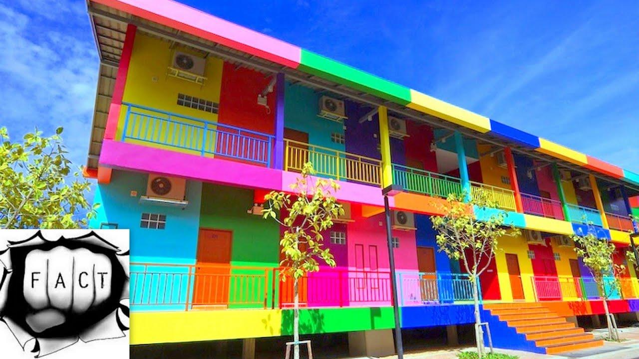 Amazing Houses Around World