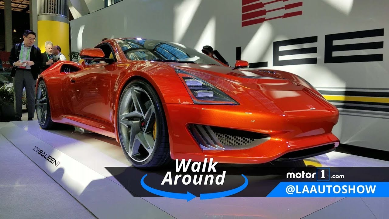 Saleen S Los Angeles Auto Show YouTube - Los angeles car show 2018