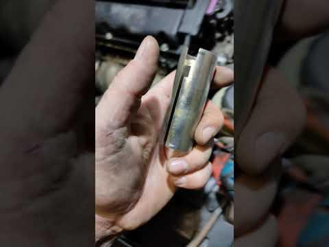 Ремонт катушки зажигания на Шевроле Авео F14D4