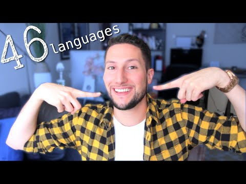 American Speaks 46 Languages