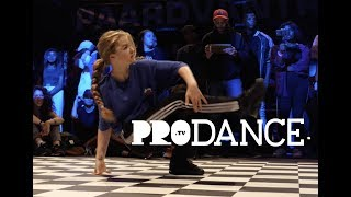 Maxime vs Vanessa | BGIRL QUARTER FINAL |  I LOVE HIPHOP 2017