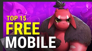 Top 15 FREE Android and iOS Games of June 2019