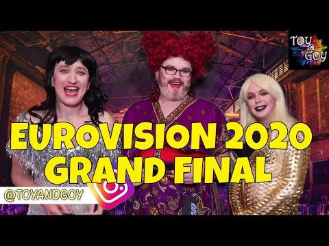EUROVISION 2020 GRAND FINAL - QUARANTINE EDITION