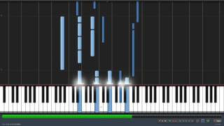 How to play Starlight on piano like doublsh0t (MIDI file included)