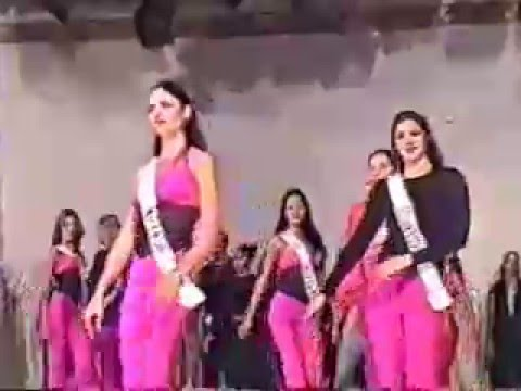 Miss Venezuela 1999 (ensayos opening)