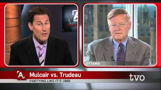 Mulcair vs. Trudeau