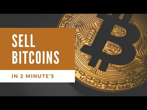 How To Sell Bitcoins And Withdrawal INR To Bank In 2 Minute's