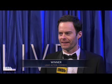 """""""Barry"""" Star Bill Hader On His Surprising Emmy Win"""