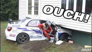 Throwback Thursday: Targa Rally Crash