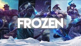 Repeat youtube video Frozen - League of Legends Freljord Montage