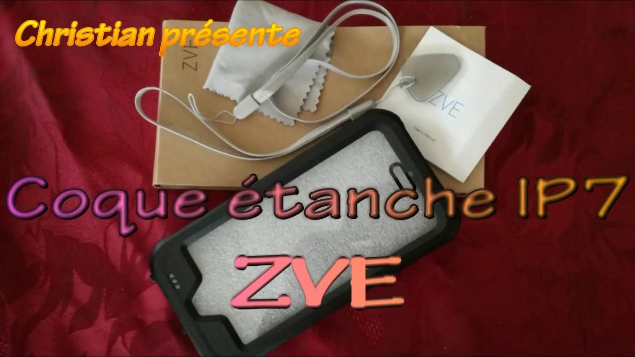 coque zve iphone 7