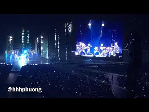 "181114 BTS Tokyo Dome - ""FAKE LOVE"" Japanese Ver 방탄소년단 Love Yourself World Tour"