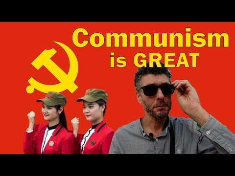 Communist China is great !!