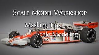 Masking Tips for Scale Modeling