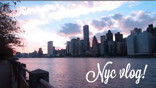 New York City Vlog! Thumbnail