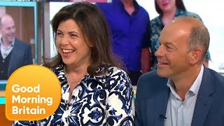 Kirstie and Phil Rate the Smartness of the Love Islanders | Good Morning Britain