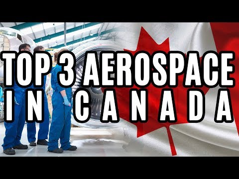 Top 3 Aerospace Jobs In The Greater Toronto Area