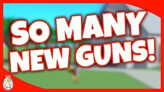 Roblox Salvage - So Many New Guns!