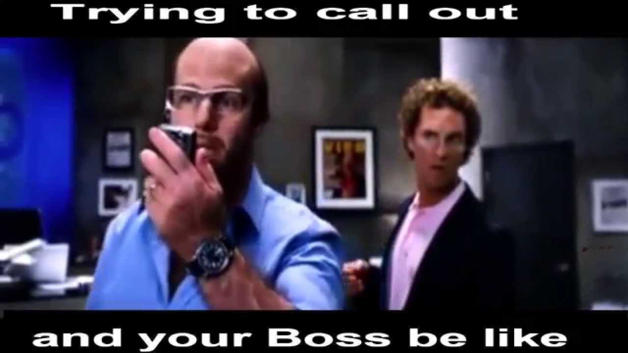 how to call off from work
