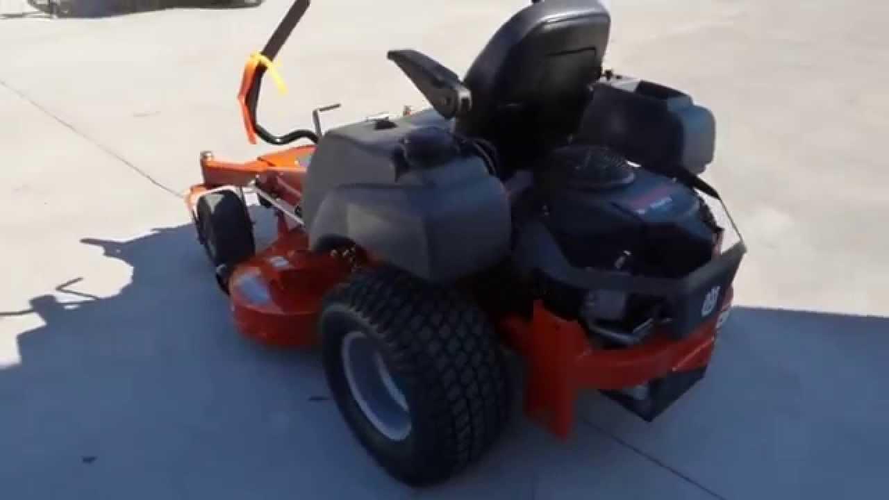 Husqvarna MZ52LE Zero Turn Mower Limited Edition 52