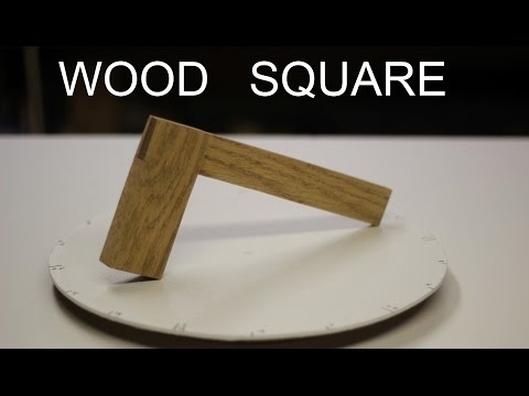 Wood Square - Easy to Build