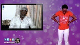 Nigerian Senator Dino Kidnaps Himself; Saraki Dumps APC; Ghana Policeman Beats Grandma; Benue Relief