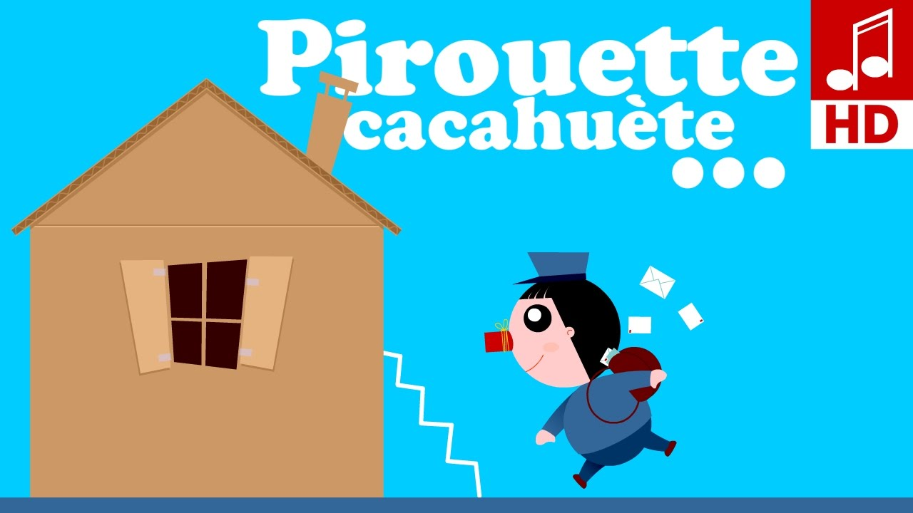 video pirouette cacahuete