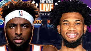 New York Knicks vs. Sacramento Kings Post Game Show: Highlights, Analysis & Caller Reactions