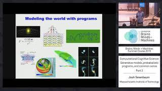 Lecture 2.3: Josh Tenenbaum - Computational Cognitive Science Part 3