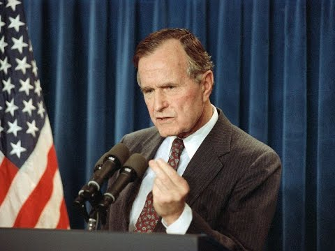 George H. W. Bush's:Gulf War - A Retrospective Investigation [1996]
